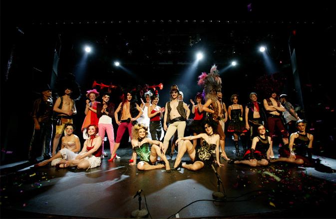 Foto grup Burlesque Show