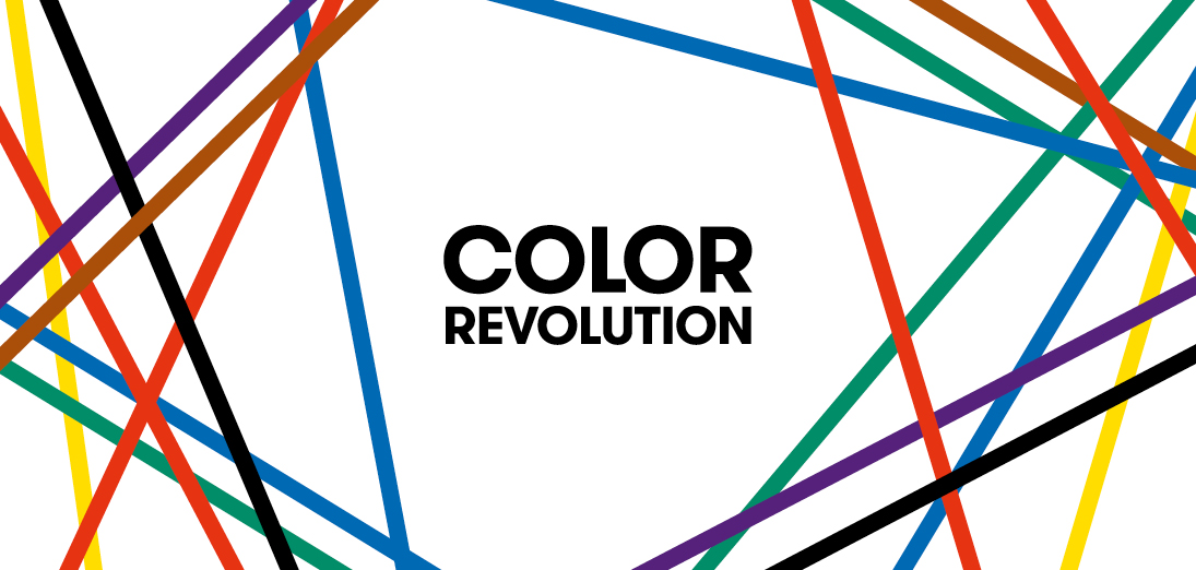 Color Revolution -  Carol Bbruguera